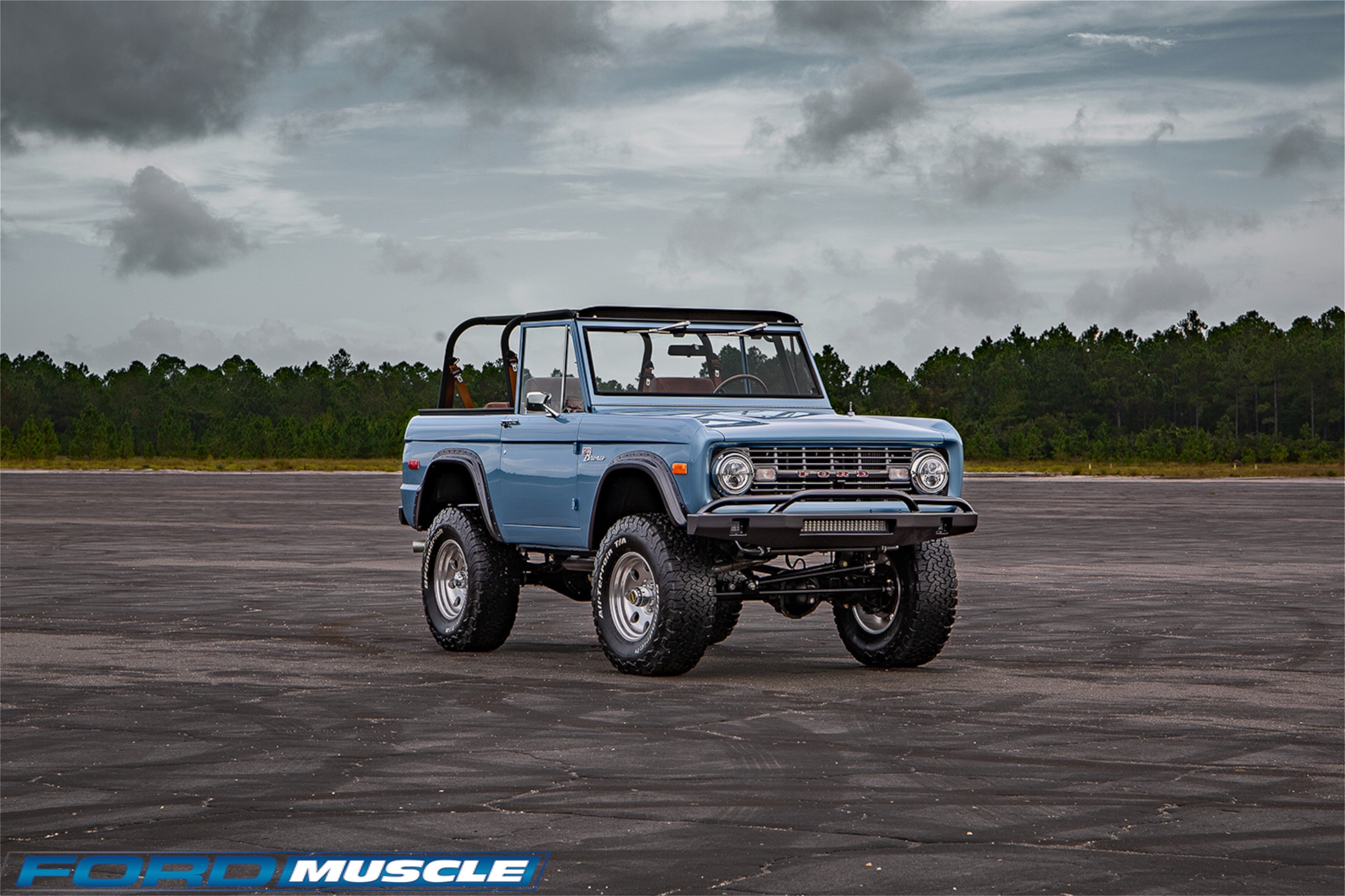 This Coyote-Swap 1973 RestoMod Is The New Bronco You Need