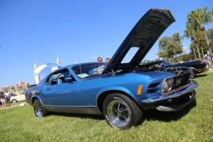 Blue Oval Muscle Makes A Strong Showing At The MidFlorida Auto Show