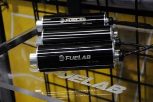 SEMA 2018: Moving Fuel With Fuelab's In-Tank H/E Series Fuel Pumps