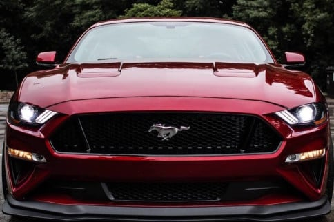 Right Off The Dealer Lot This ProCharged Mustang Delivers 700 RWHP