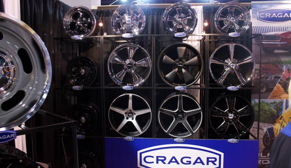 SEMA 2018: Cragar's New Move Returns Them To Their Roots