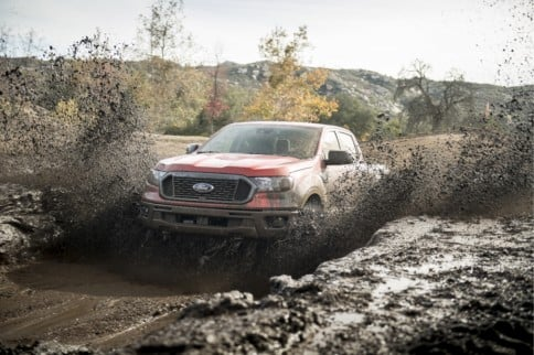First Drive: The 2019 Ford Ranger Is Ready For Adventure Anywhere
