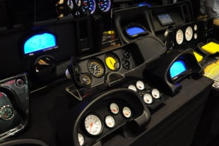 PRI 2018: Classic Dash Inserts And Gauge Solutions