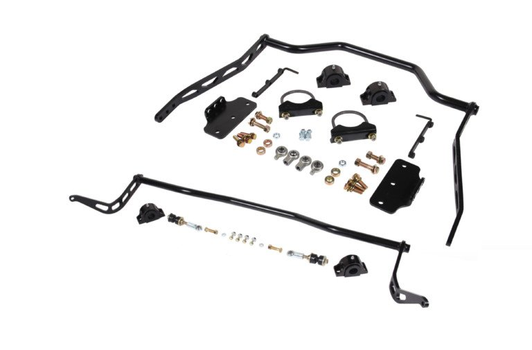 New High-Clearance Front and Adjustable Rear Sway Bars From CPP