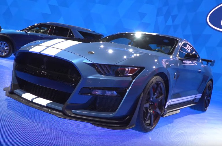 Take A Closer Look At The 2020 Shelby GT500 With AmericanMuscle