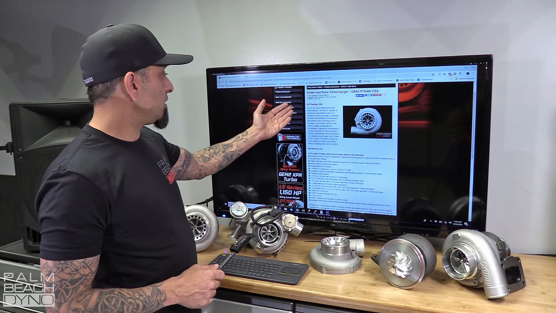 Turbo Tech With Palm Beach Dyno – Decoding Turbo Model Numbers
