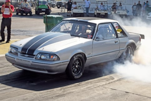 Byron Kinne Creates A Clean Mustang Purpose-Built For Bracket Wars