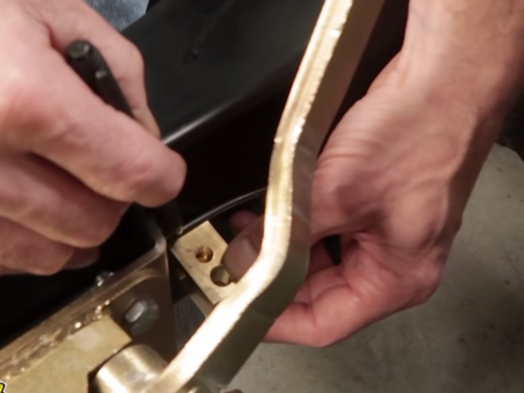Get Lit: Installing An Earl's Brake Light Switch Kit