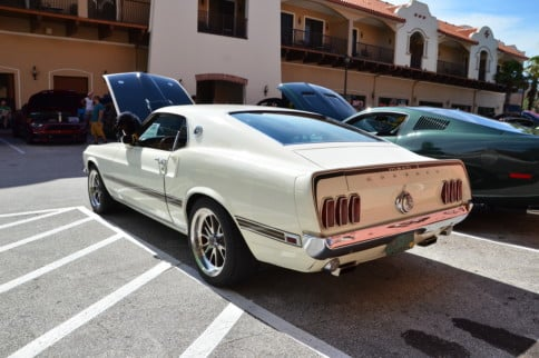 Our Top Five From Mustangs At Daytona