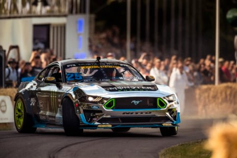 Top 10 Highlights From 2019 Goodwood Festival of Speed