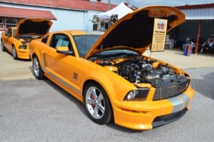 BBQ Festival Car Show Brings Out Cool Fords In Carolina