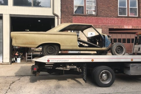 Back to Its Roots: The Dockery Ford Lightweight Galaxie