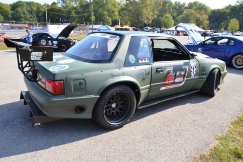 Our Top Five Favorite Fox-bodies From Holley Ford Fest