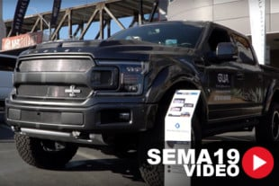 SEMA 2019: GU Auto Tech Talks About Their New F-150 Products