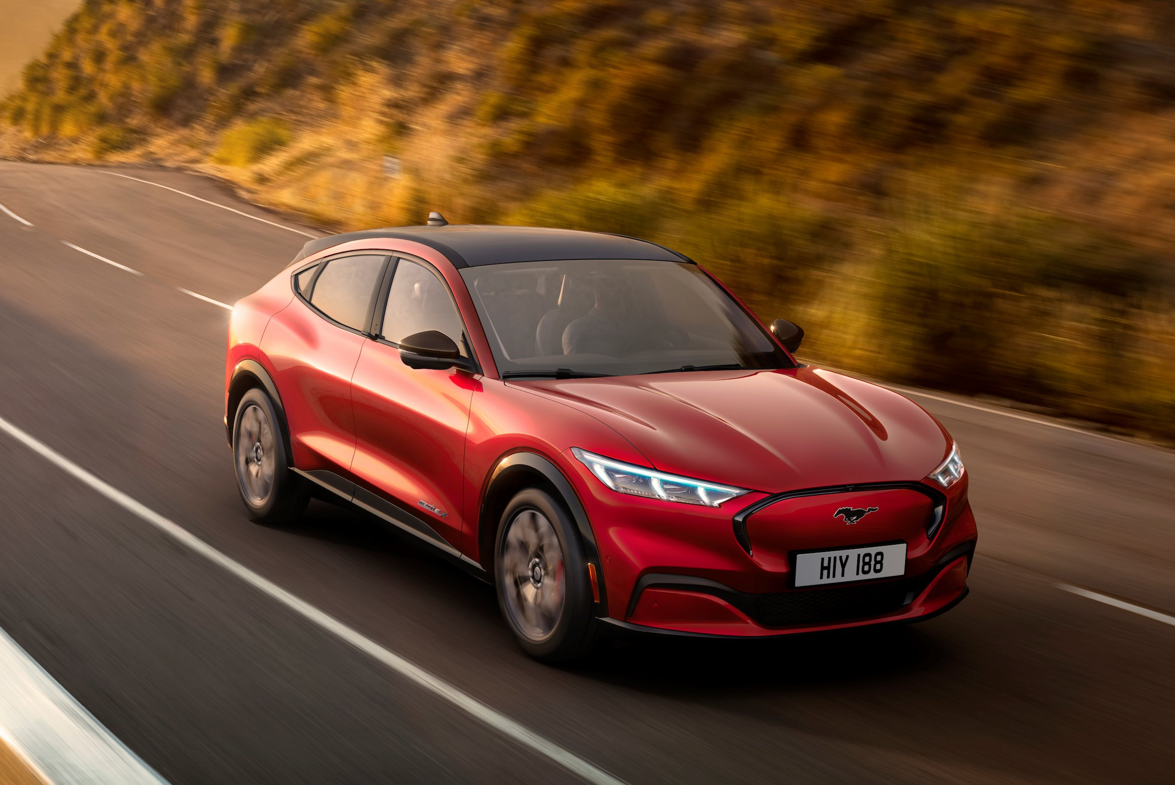Video: Ford Reveals Why It Called The Mach-E SUV A Mustang