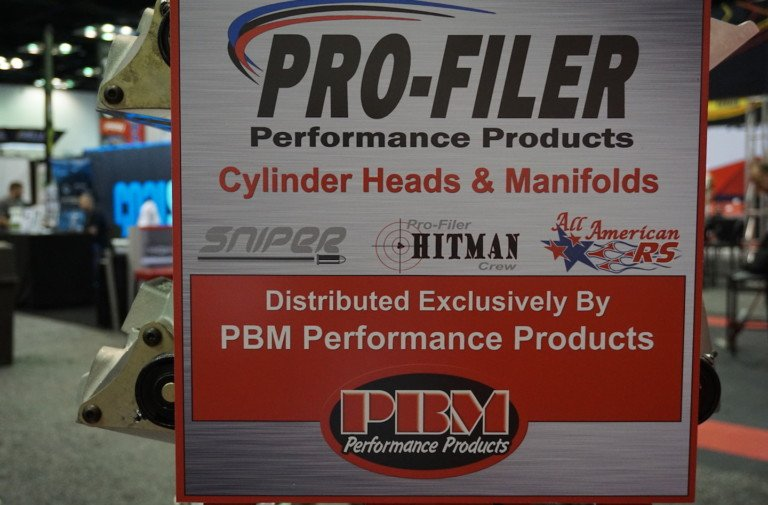 2019 PRI: PBM Performance Products Partners With Pro-Filer Heads