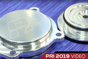 PRI 2019:Performance Automatic Keeps C4 Transmission Alive & Kicking