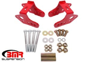 New BMR Control Arm Relocation Brackets for 1979-2004 Mustangs