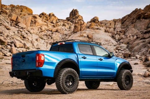 APG Debuts 2019+ Ford Ranger Prorunner Series 1 Conversion Package