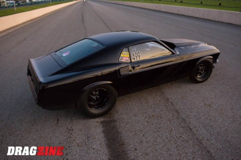 Black Beauty: Dave Robinson's 1969 Cobra Jet Mustang