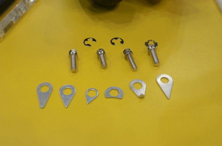 Stage 8 Locking Fasteners: Fighting Murphy's Law And Winning
