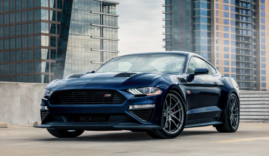Want A 775-Horsepower Mustang With A Manual Trans & A Warranty?