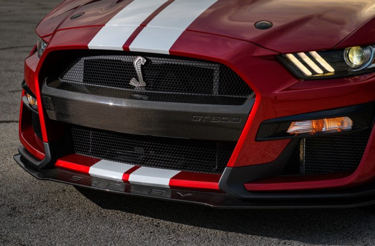 Make Your Shelby GT500 Lighter & Faster With Carbon Fiber Style