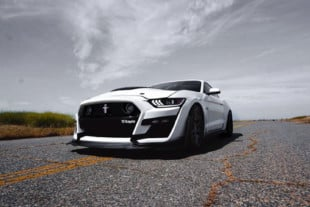 Grille For The Kill: Nick Harker's 2015 Mustang GT