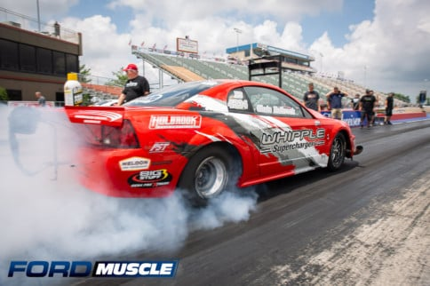 Coyote Stock Highlights 2021 NMRA Ford Performance Nationals