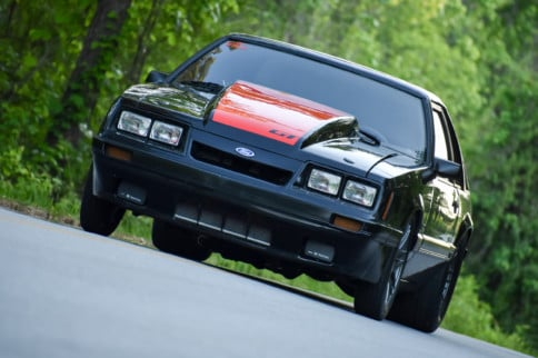 Brian Prince's Blown Coyote Swap '86 Mustang GT Is Never Finished