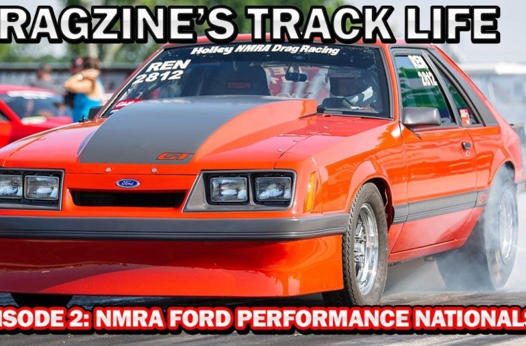Dragzine's Track Life: The NMRA Ford Performance Nationals