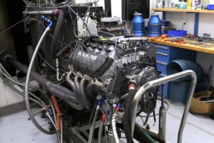 Taking The RY45 Engine To The Next Level With Wilkins Racing Engines