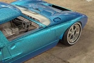What If? Lowrider Ford GT40 By Abimelec Design