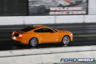 Ford Muscle's 2020 Shelby GT500 Gets Suspension and Wheels