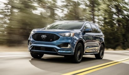 Ford Performance Welcomes Its 335HP 2019 Edge ST With A Documentary Series