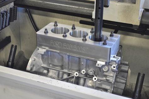 Block Machine Work Cylinder Honing (4)