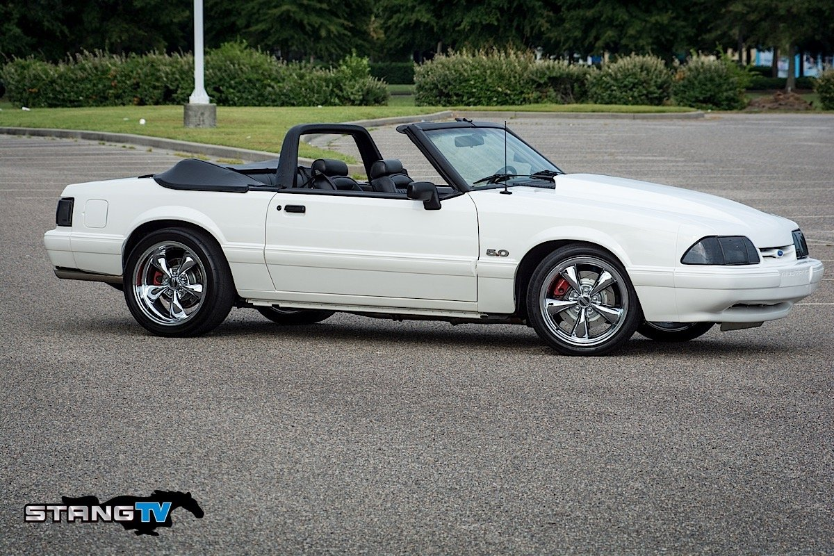 Rags To Riches Chris Smith S 1992 Termi Swapped Fox Body