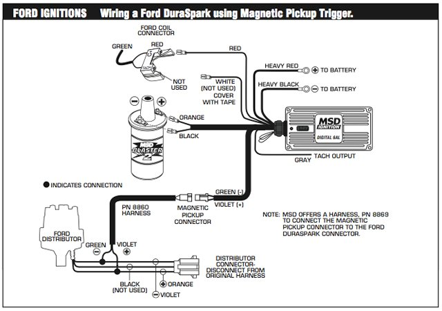 msd's newest 6al takes conventional ignitions into the ... msd blaster coil wiring diagram