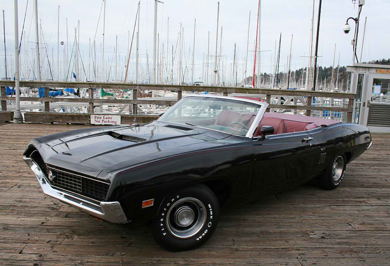 Ebay Find Of The Day One Of One 70 Ford Torino Gt 429